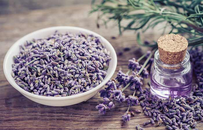 How To Get Rid Of Sunburn Blisters - Lavender Oil