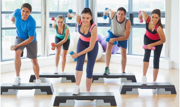 Low Intensity Aerobic Workout