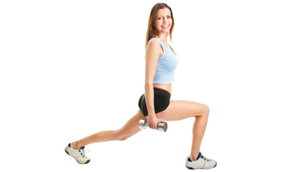Lunges and Squats