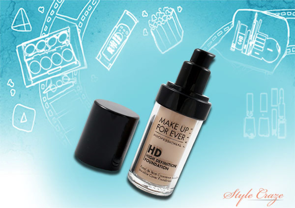 MAKE UP FOR EVER HD Invisible Cover Foundation 118 Flesh