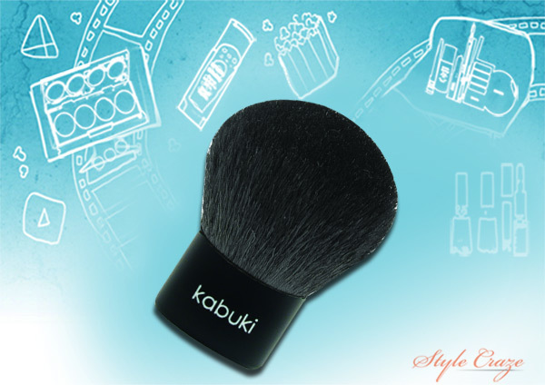 MAKE UP FOR EVER HD Kabuki Brush