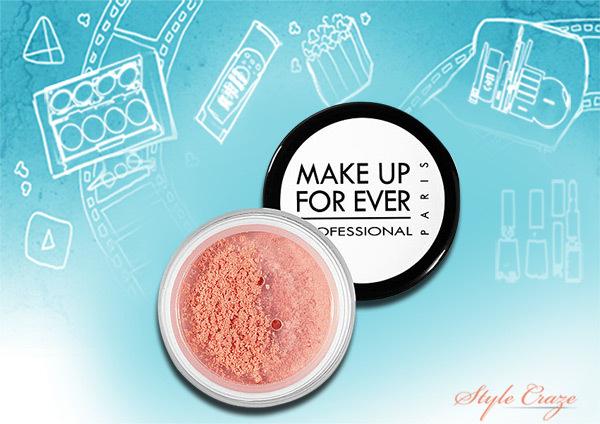 MAKE UP FOR EVER Star Powder Pink Gold