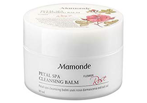 Mamonde Petal spa Cleansing Balm-корейские средства по уходу за кожей