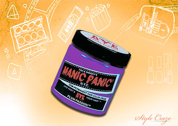 Manic Panic Semi-Permanent Hair Color