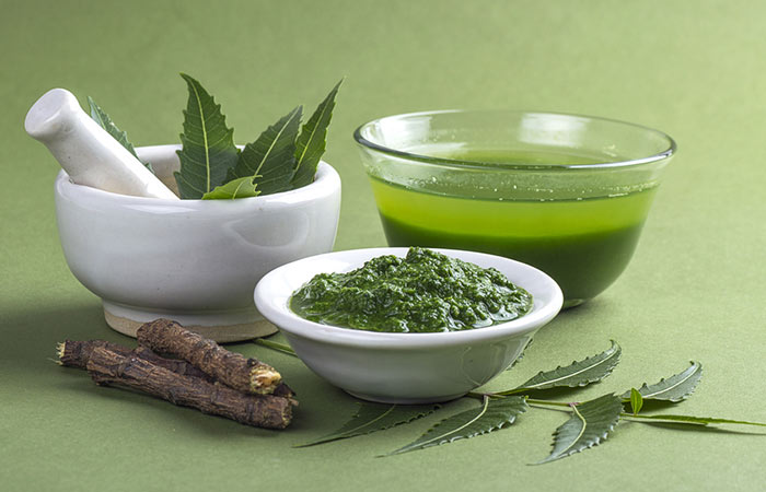 Margosa-or-Neem-Paste