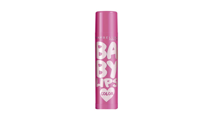 Best Lip Balms For Dry Lips - 3. Maybelline Baby Lips Colour Lip Balm