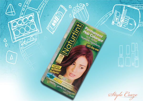 Naturtint Hair Color 4M Mahogany Chestnut