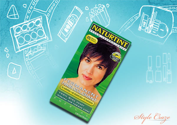 Naturtint Hair Color 4N Natural Chestnut