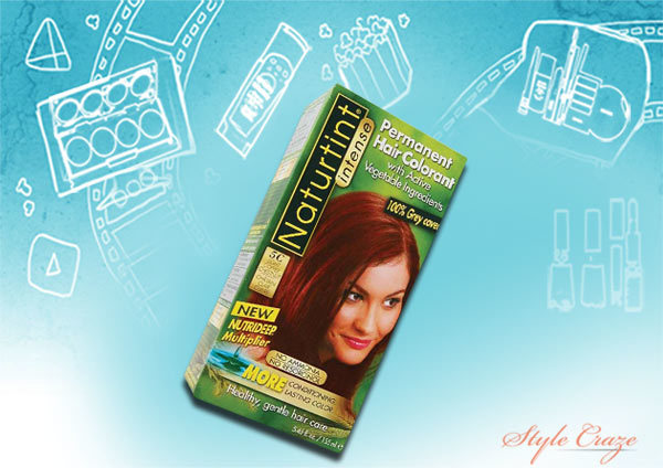 Naturtint Hair Color 5C Light Copper Chestnut