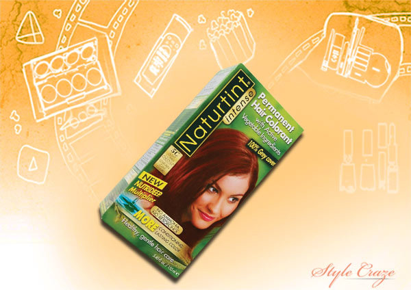 Ammonia Free Hair Colors - Naturtint Intense Hair Color