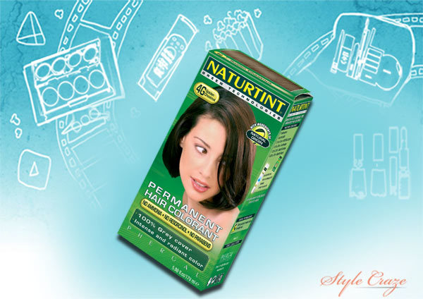 Naturtint Permanent Hair Color 4G Golden Chestnut