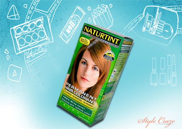Naturtint Permanent Hair Color 6G Dark Golden Blonde