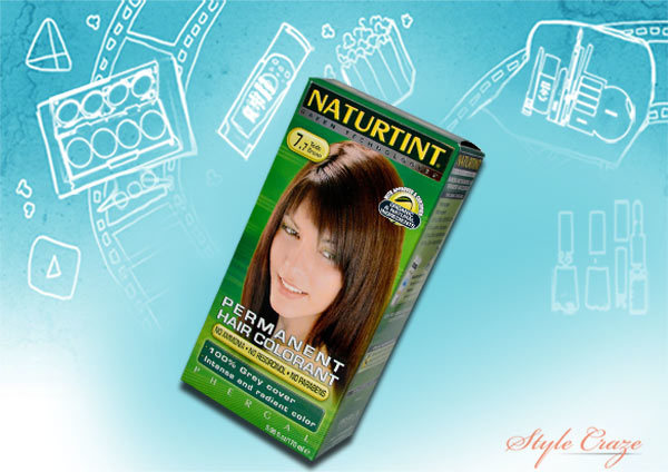 Naturtint Permanent Hair Color 7.7 Teide Brown