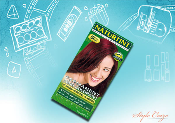 Naturtint Permanent Hair Color 9R Fire Red