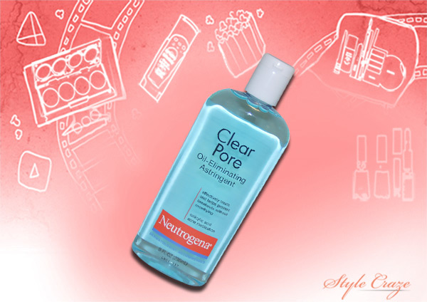 Neutrogena Clear Pore Oil Eliminating Astringent
