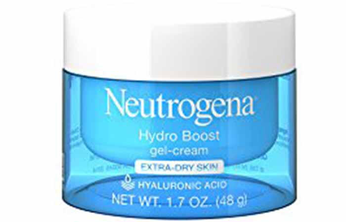 Hyaluronic Acid For Skin Care - Neutrogena Hydro Boost Gel Cream