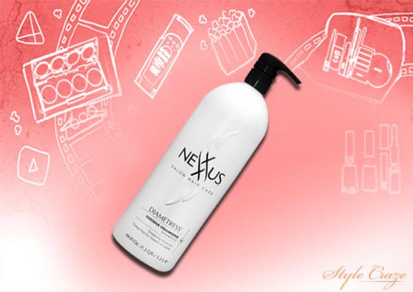 nexxus diametress luscious shampoo