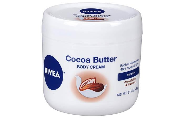 Nivea Cocoa Butter Body Cream - Nivea Skin Care Products