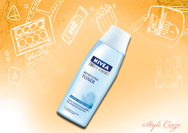 Nivea Refreshing Toner
