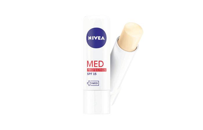 Nivea Repair and Protection Lip Balms