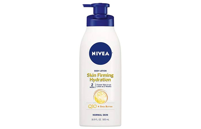Nivea Skin Firming Hydration Body Lotion - Nivea Skin Care Products