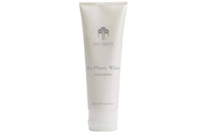Nu Skin Tri-Phasic White Cleanser