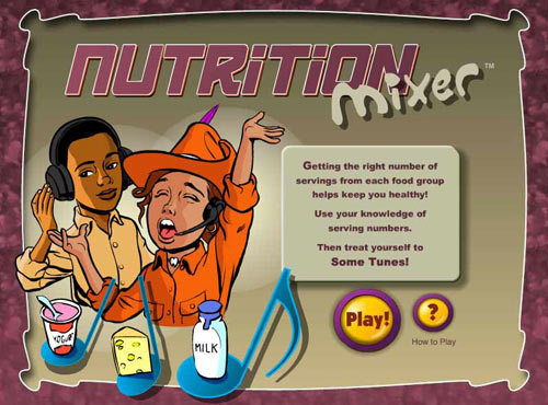 Nutrition-Mixer