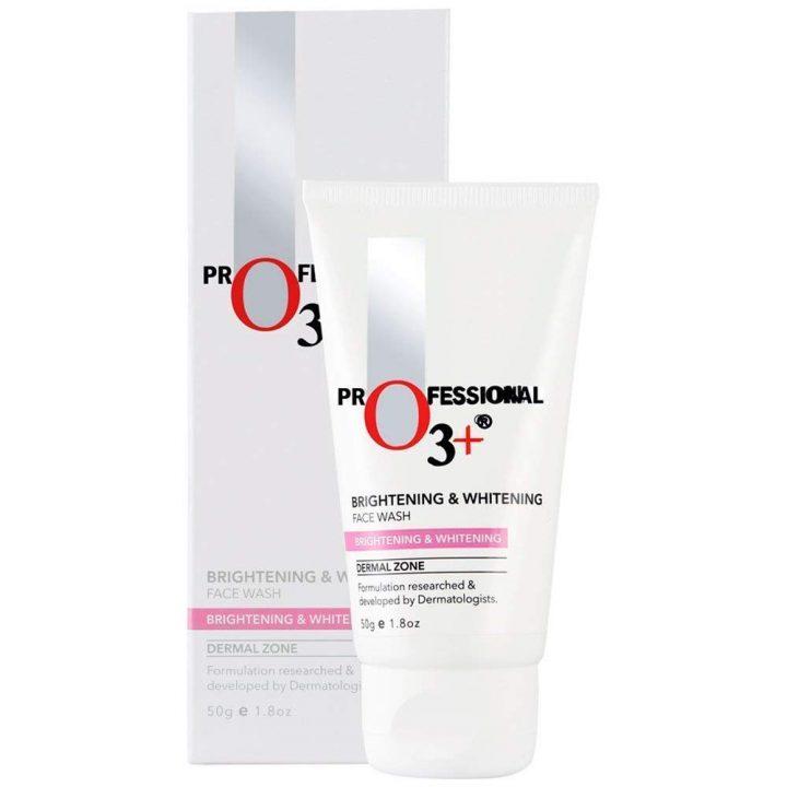 O3+ Brightening & Whitening Face Wash