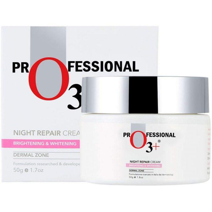 O3+ Night Repair Cream