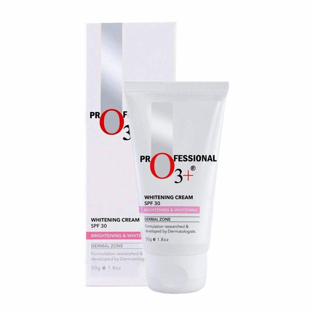O3+ Whitening Cream SPF 30