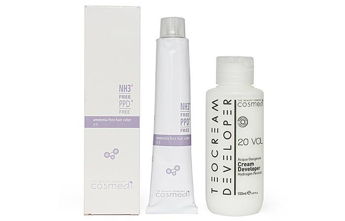 Optima Ammonia Free Hair Colour