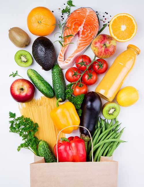 PCOS Diet – Foods To Eat