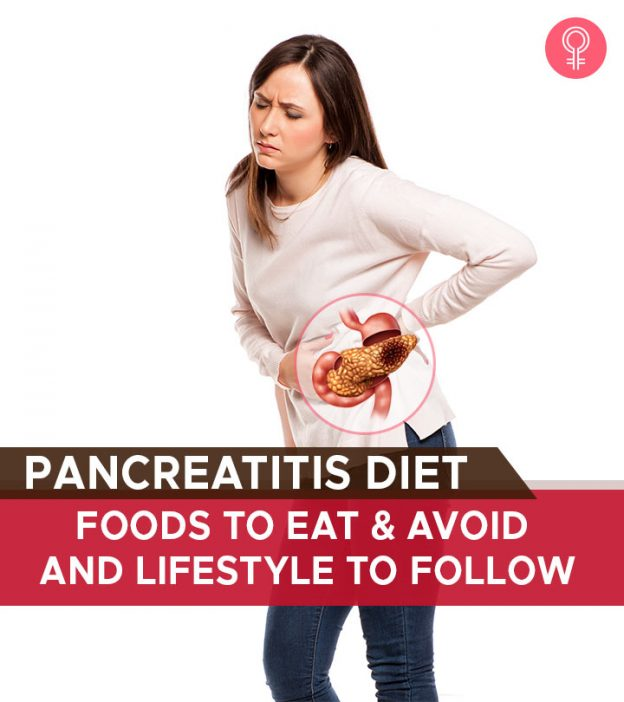 diet plan for inflamed pancreas