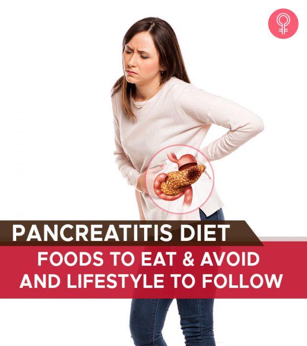 pancreatitis dietary advice