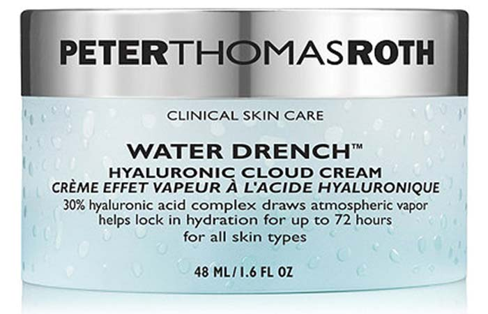 Hyaluronic Acid For Skin Care - Peter Thomas Roth Water Drench