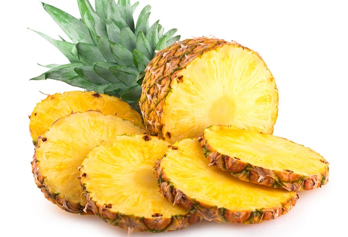 Pineapple for vaginal odor