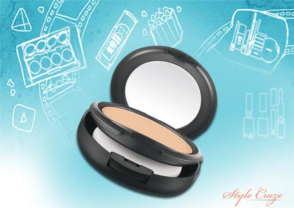 priyanka chopra's mac cosmetics nc43 studio fix powder plus foundation