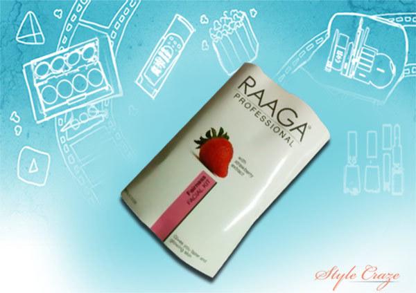 ragga professional fairness facial kit