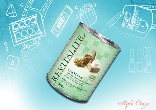 Ranbaxy Revitalite Protein Powder