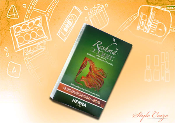 Reshma Femme Rich Conditioning Luminous Hair Color