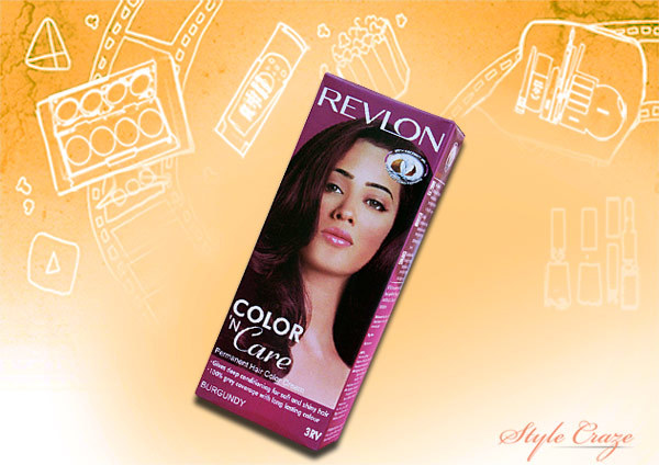 Revlon Color n Care Hair Color  Burgundy