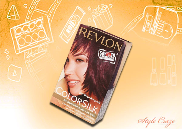 Revlon Colorsilk Deep Burgundy