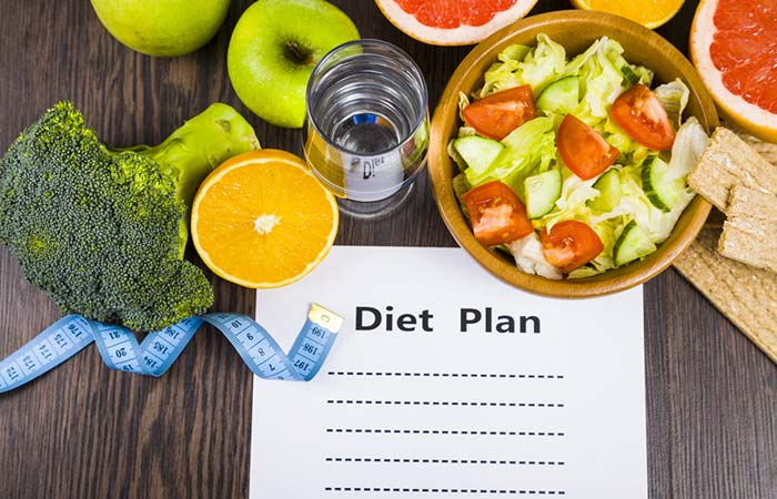 Sample Diet Plan To Boost Metabolism