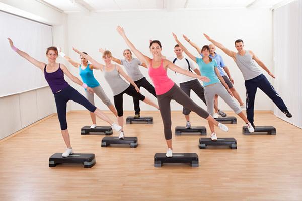 scatter aerobics