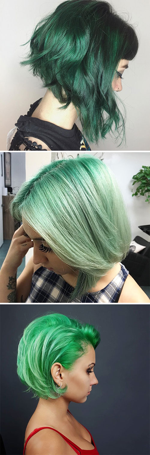 Best Green Hair Colour Products - Our Top 10 Picks For 2018