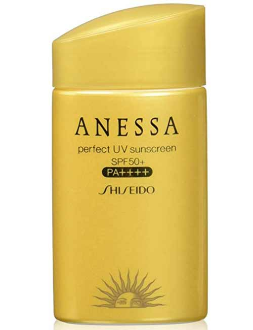 Shiseido Anessa Perfect UV Sunscreen - Japanese Skin Care Products