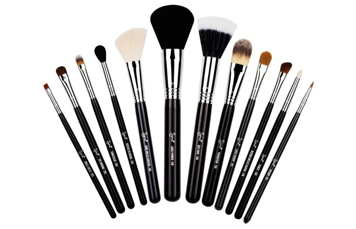 Best Professional Makeup Brushes - 3. Sigma