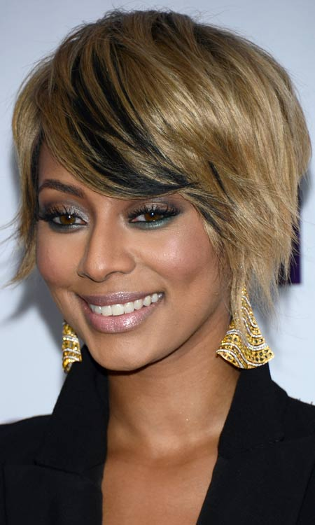 Shaped Bob Hairstyles - Stacked Inverted Bob with Lowlights
