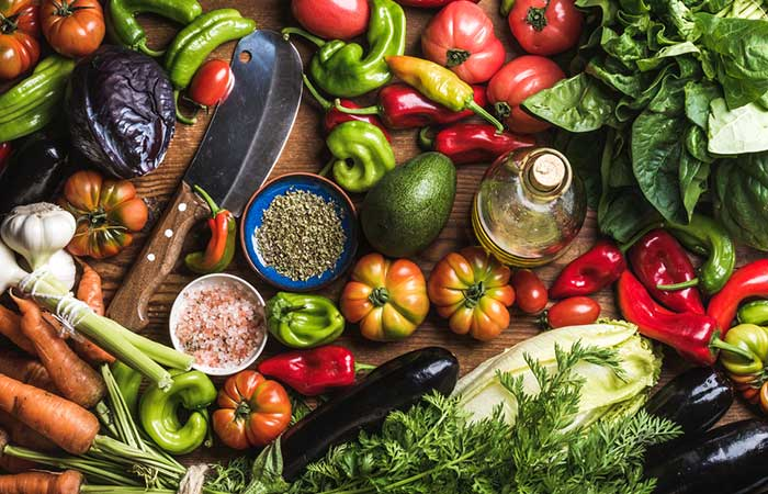 Staples Of The Vegetarian Diet