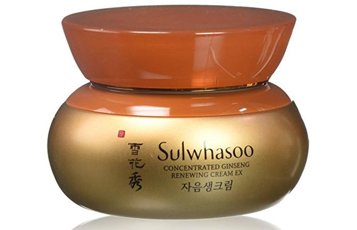 Sulwahsoo – Concentrated Ginseng Cream